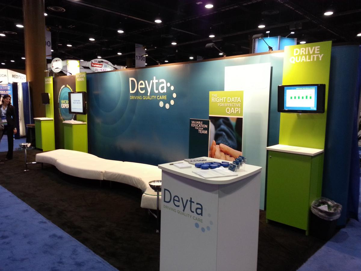Exhibition Booth Meaning : Trade show exhibit design trends