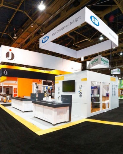 Exhibition Booth Form : What makes a trade show booth effective examples from