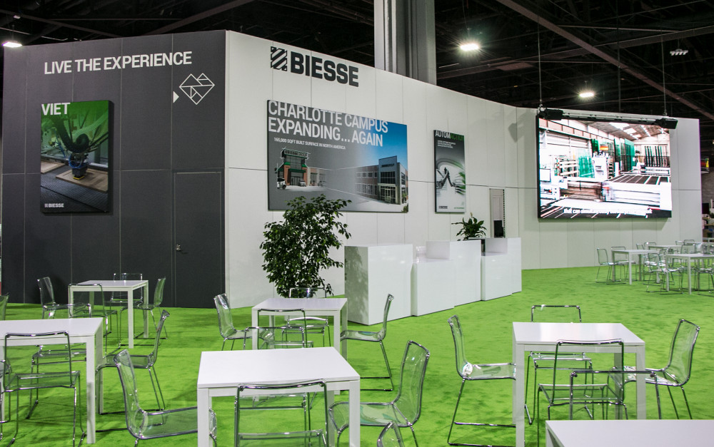 Trade Show Design and Build Takes Time