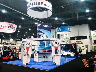 Renting Your Next Trade Show or Conference Booth