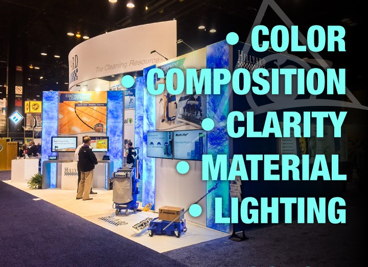 5 Important Graphic Elements in Exhibit Design