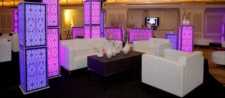 Trade Show Booth Lounge : Trade show furniture the afterthought