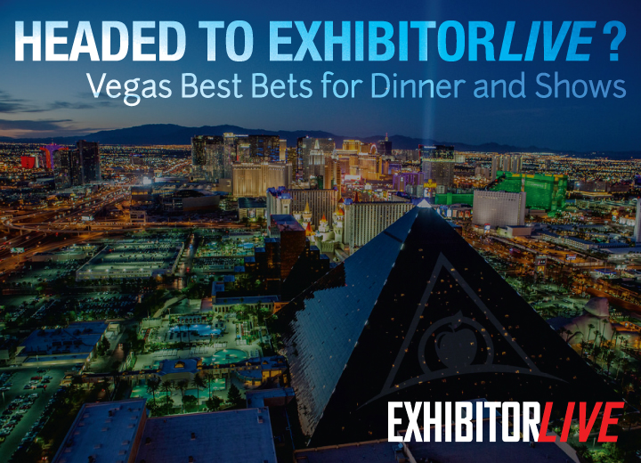 Best Las Vegas Restaurants for ExhibitorLive