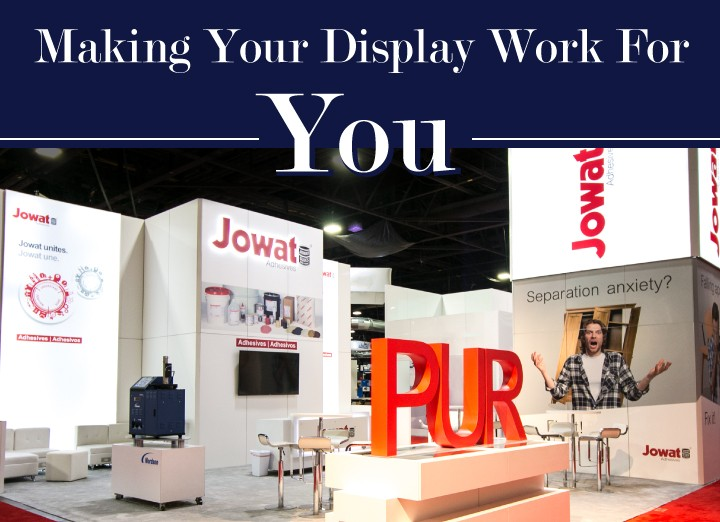 Your Display Is Your Brand