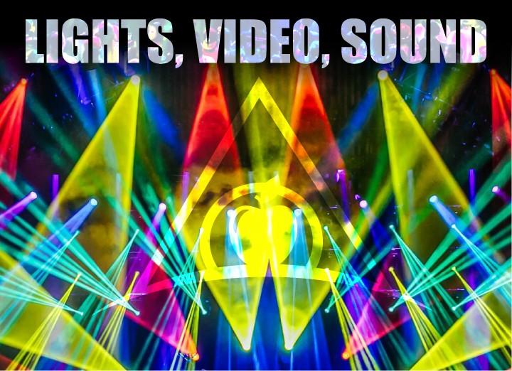 Trade Show Display Audio and Video Atmospherics