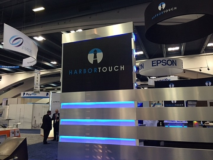 Exhibition Booth Form : The power of color for your trade show exhibit