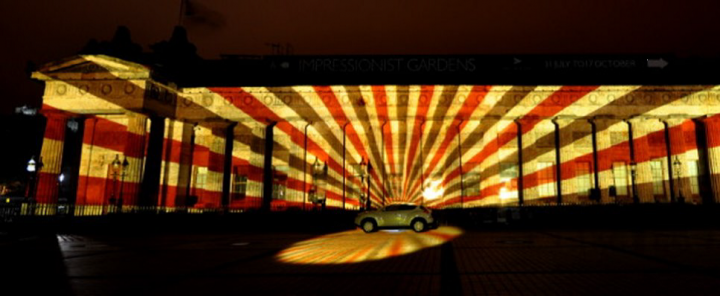 Projection Mapping for Trade Show Displays