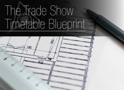 Milestone Timeline for Your Trade Show Program