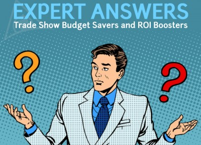 Expert answers to key trade show FAQ