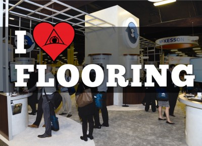 Trade Show and Conference Display Flooring