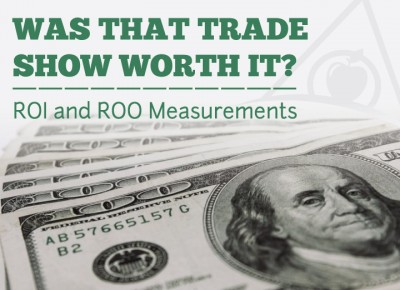 ROO and ROI Trade Show Program Evaluation