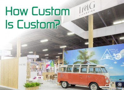 Custom Trade Show Displays Increase ROI