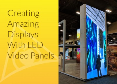 Apple Rock LED Video Panels and Tiles