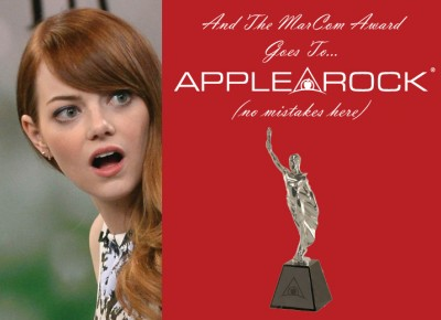Apple Rock MarCom Awards