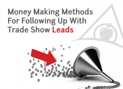 Best practices for sales lead follow up after a trade show