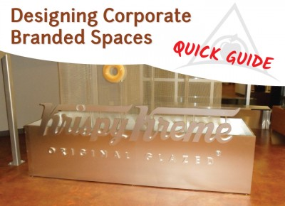 Apple Rock Corporate Branded Environment Design