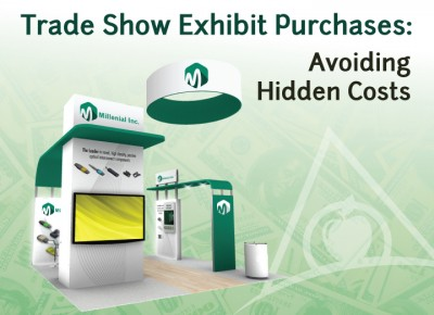 Hidden costs when buying a trade show exhibit