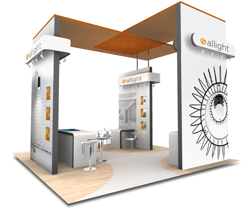 Trade Show Displays Exhibits And Trade Show Booth Design By Apple Rock