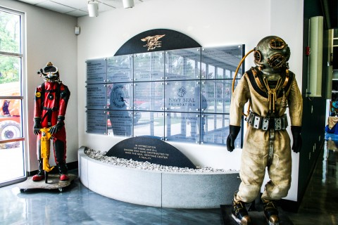Navy SEAL Foundation Branded Space Case Study