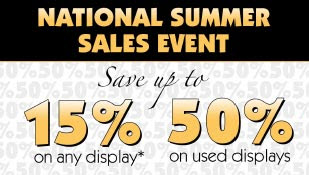 Discount Trade Show Displays & Discounted Used Trade Show Displays