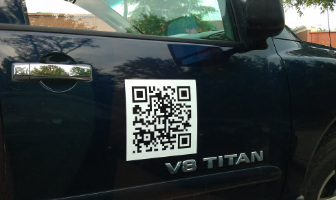 Using QR Codes for Trade Shows